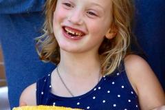 corn girl